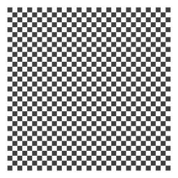 Diseño de tablero de ajedrez.