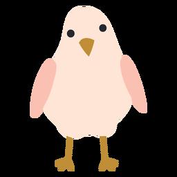 Ícone de frango em pé