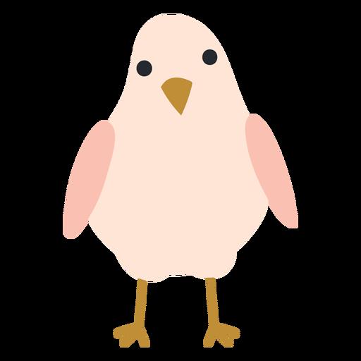 Ícone de frango em pé Transparent PNG