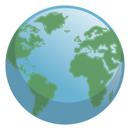 Ícone do dia da terra