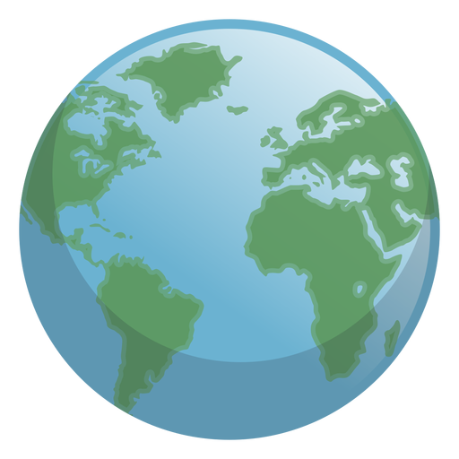 Earth day icon Transparent PNG