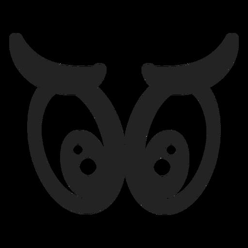 Emoticon Augen Symbol Transparent PNG