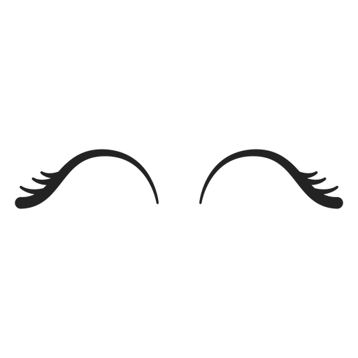 Female smile emoticon closed eyes Transparent PNG
