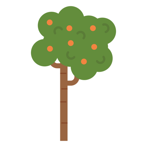Fruit tree icon Transparent PNG