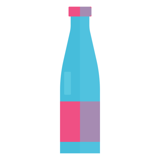 Glass bottle of water icon Transparent PNG