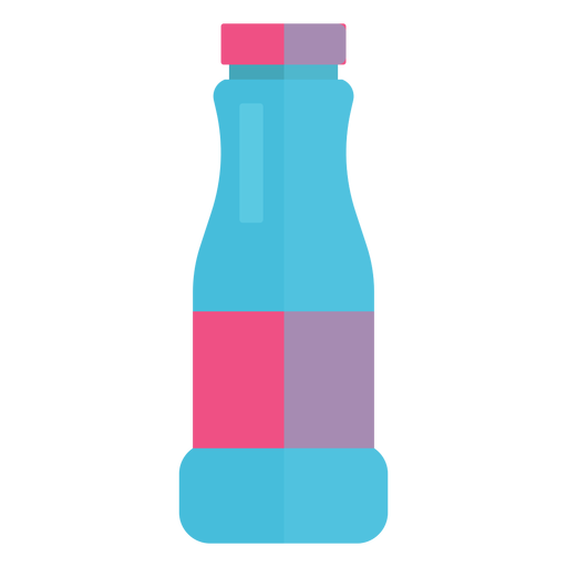 Glass water bottle icon Transparent PNG