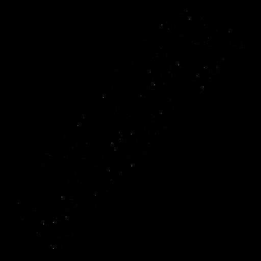 Ícone de cabelo ícone de pente de cabelo Transparent PNG