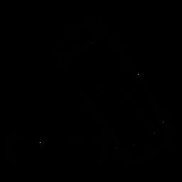 Ícone de rolos de cabelo