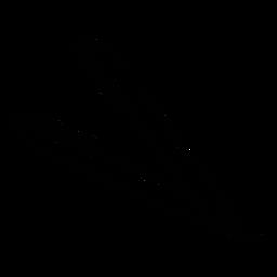 Icono de plancha de pelo
