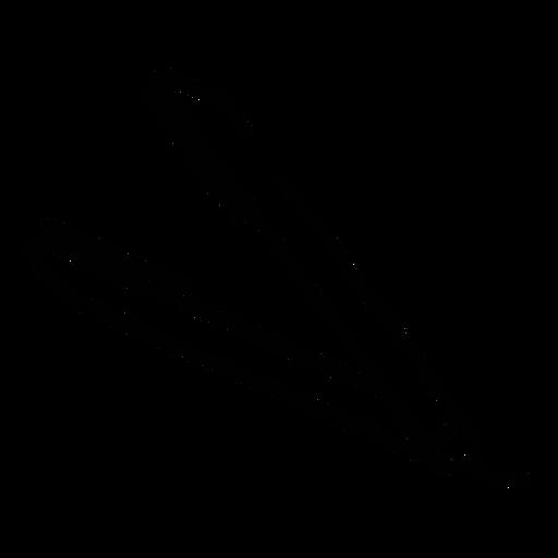 Icono de plancha de pelo Transparent PNG