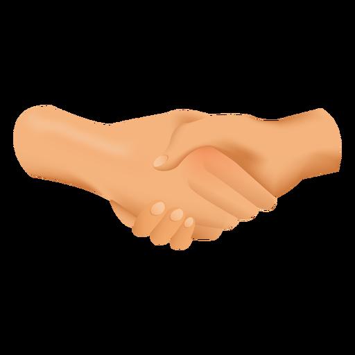 Handshake drawing illustration Transparent PNG