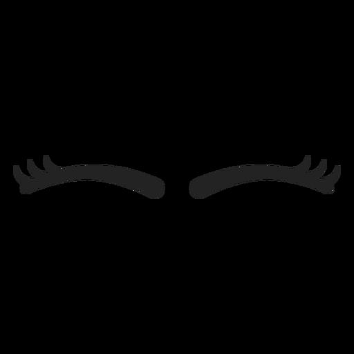 Happy Emoticon schloss die Augen Transparent PNG
