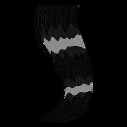 Haarssperre-Symbol