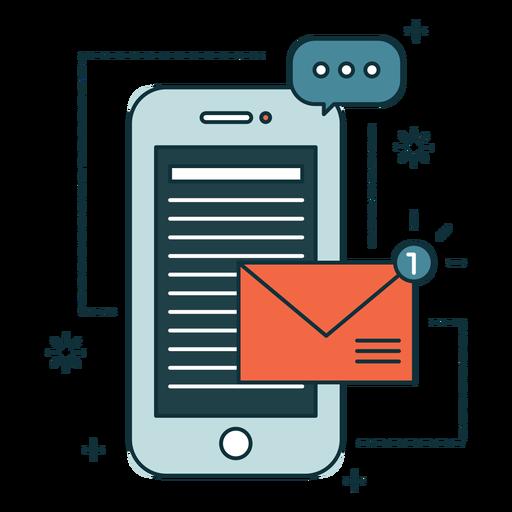 Banner de marketing de telefonía móvil Transparent PNG