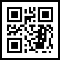 Diseño de etiqueta de código qr