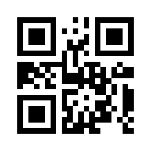 Qr code sticker Transparent PNG
