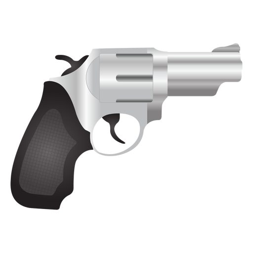 Revolver detailed icon Transparent PNG
