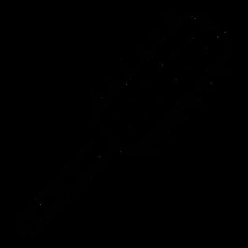 Ícone de cabelo ícone de escova de cabelo redondo Transparent PNG