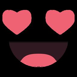 Einfaches Emoticon-Gesicht