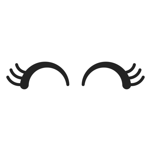 Smile emoticon closed eyes Transparent PNG