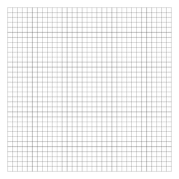 Quadratisches Gitterdesign