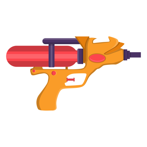 Icono de pistola de agua Transparent PNG