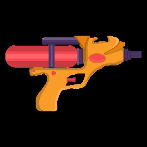 Squirt gun icon Transparent PNG