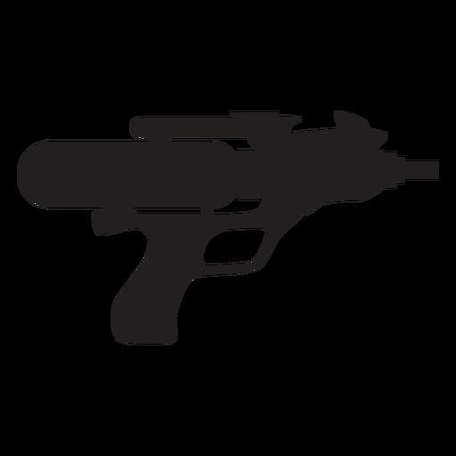 Spritzpistole Silhouette Transparent PNG