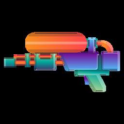 Icono de blaster de agua