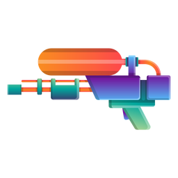 Water blaster icon