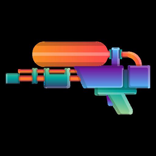 Wasser-Blaster-Symbol Transparent PNG
