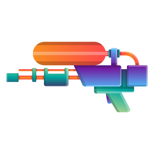 Water blaster icon Transparent PNG
