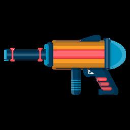Icono de juguete de blaster de agua