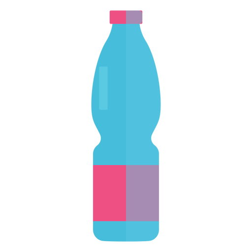 Water bottle icon Transparent PNG