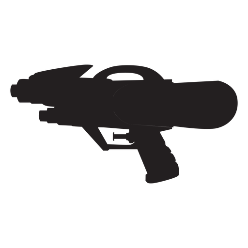 Water Gun Silhouette Transparent Png Svg Vector File Pistol gun icon vector silhouette illustration isolated on white. water gun silhouette transparent png