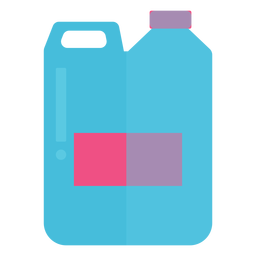 Wasserkanister kann Symbol