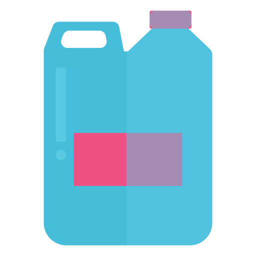 Water jerry can icon Transparent PNG