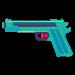 Icono de pistola de agua