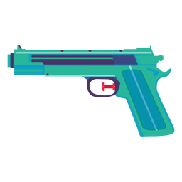 Water pistol icon