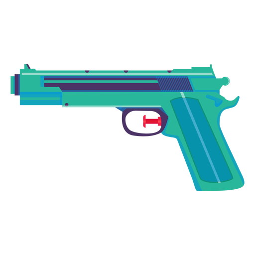 Water pistol icon Transparent PNG