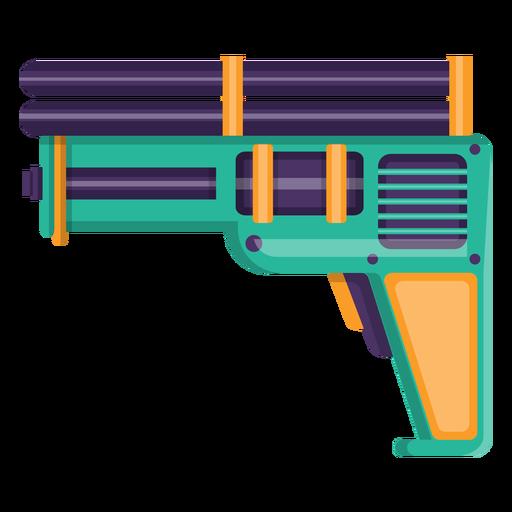 Ícone de brinquedo de pistola de água Transparent PNG