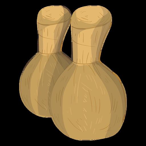 Bag aroma illustration Transparent PNG