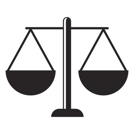 Silhueta de equilíbrio Transparent PNG