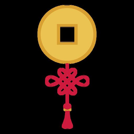 Boton de decoracion plana Transparent PNG