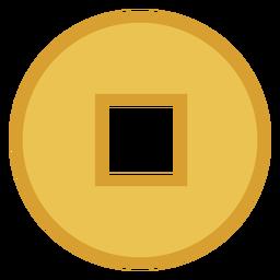 Button flat