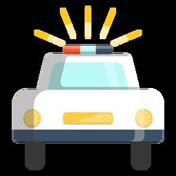Ilustración de intermitente de coche