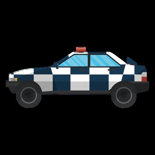 Car law police illustration Transparent PNG