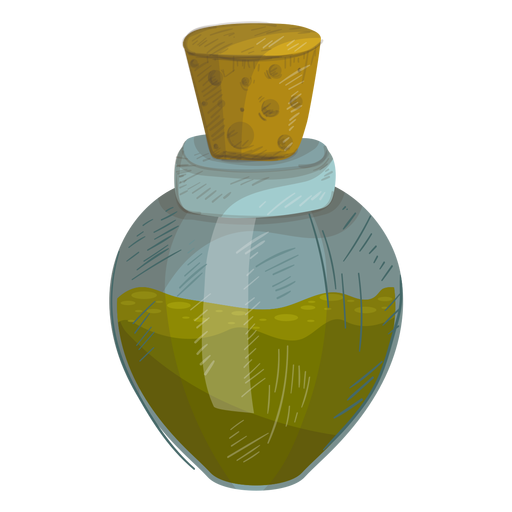 Cork bottle liquid illustration Transparent PNG