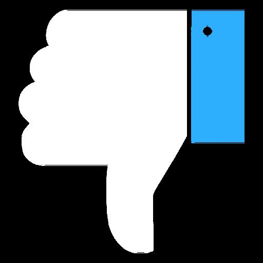Botão de punho plano Transparent PNG