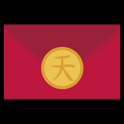 Envelope flat
